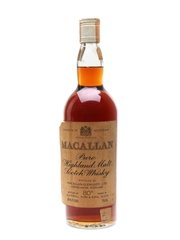 Macallan 80 Proof Campbell, Hope & King