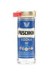 Puschkin Vodka Austria 2cl / 40%