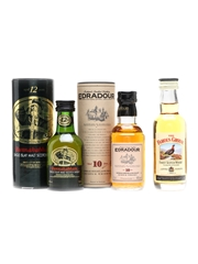 Assorted Scotch Whisky Miniatures