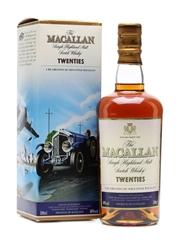 Macallan Travel Series Twenties  50cl / 40%