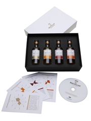 Macallan 1824 Miniatures Set Trade Exclusive 4 x 5cl / 41.5%