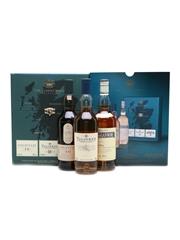 Classic Malts Whisky Set Lagavulin, Talisker, Cragganmore 3 x 20cl