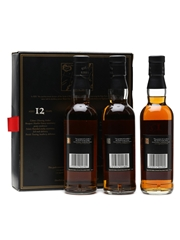Highland Park Pack 12-18-25 Years Old 3 x 33.3cl