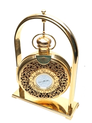 Frapin Francois Rabelais Pocket Watch Decanter 75cl / 40%