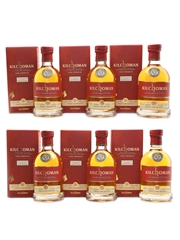 Kilchoman 2006 Case of Six 8 Year Old - Private Cask Bottling 6 x 70cl / 57.5%