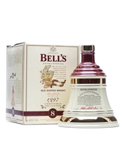 Bell's Christmas Decanter 1997 8 Years Old 70cl / 40%