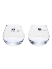 Ailsa Bay Whisky Tumblers