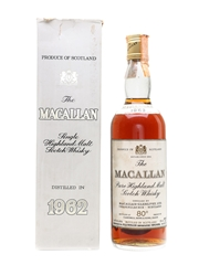 Macallan 1962 Campbell, Hope & King Bottled 1970s - Rinaldi 75cl / 46%