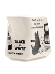 Black & White Water Jug Number 4 In A Series Of 8 Large