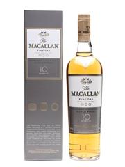 Macallan 10 Year Old Fine Oak