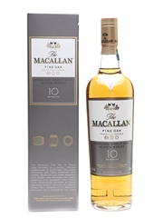 Macallan Fine Oak 10 Year Old
