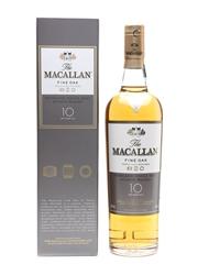 Macallan Fine Oak 10 Year Old