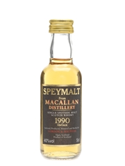 Macallan 1990 Speymalt