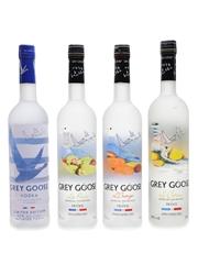 Grey Goose Vodka  4 x 70cl / 40%