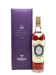 Macallan Diamond Jubilee 2012  70cl / 52%