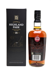 Highland Park 18 Year Old  70cl / 43%