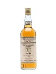 Brora 1972 Bottled 1996 Gordon & MacPhail 70cl