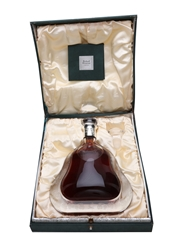 Richard Hennessy Cognac - First Edition St Louis Crystal Decanter - 1990s 70cl / 40%