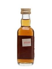 Macallan 1972 Bottled 1990 5cl / 43%