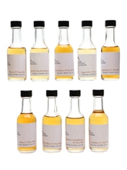 Diageo Special Releases 2013 Exquisitely Rare - US Collection 9 x 5cl