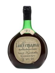 Veuve Goudoulin 1914 Vieil Armagnac 70cl / 40%