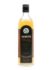 Hewitts Irish Whiskey  70cl / 40%