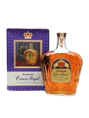 Crown Royal De Luxe 1970  114cl / 40%