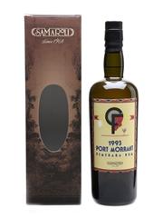 Port Morant 1993 Demerara Rum Bottled 2007 - Samaroli 70cl / 45%