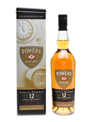 Powers Gold Label Millenium Edition 12 Year Old 70cl / 40%