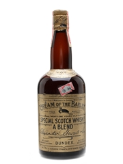 Cream Of The Barley 21 Year Old Bottled 1940s - Sherry Wine Casks 75cl / 43.4%