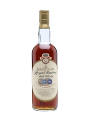 Macallan Royal Marriage 1948 & 1961 75cl
