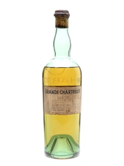 Chartreuse Yellow Bottled 1940s 75cl / 40%