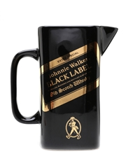 Johnnie Walker Black Label Seton Large Ceramic Water Jug