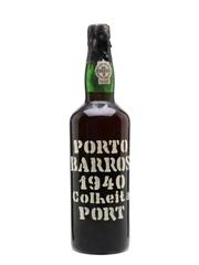 Barros 1940 Colheita