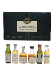 Classic Malts Miniatures Set