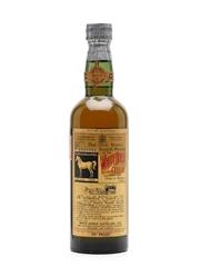 White Horse Blended Scotch Bottled 1950 75cl / 40%