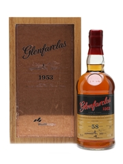 Glenfarclas 1953 Single Cask 58 Year Old - Wealth Solutions 70cl / 47.2%