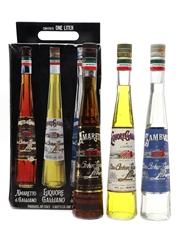 Galliano Liqueurs Set