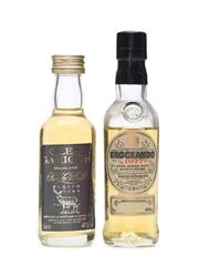 2 x Single Malt Whisky Miniatures