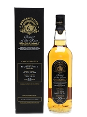 Mosstowie 1975 33 Year Old - Duncan Taylor 70cl / 48.4%