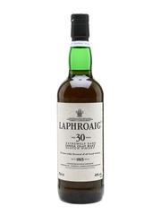 Laphroaig 30 Year Old