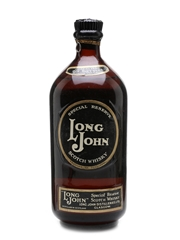 Long John Bottled Late 1930s-1940s 75cl / 43%