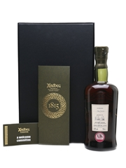 Ardbeg 1815 33 Year Old - Signed By Brendan McCarron 70cl / 50.1%