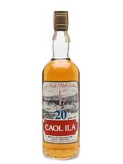 Caol Ila 20 Year Old
