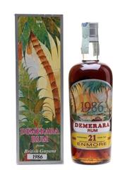 Enmore 1986 Demerara Rum