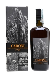 Caroni 1974 Full Proof Heavy Trinidad Rum