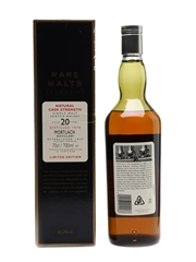 Mortlach 1978 20 Year Old Bottled 1998 - Rare Malts Selection 70cl / 62.2%