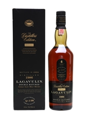 Lagavulin 1986 Distillers Edition