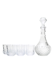 Prima Decanter & Glasses Set