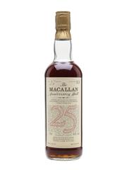 Macallan 1957 Anniversary Malt